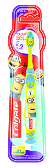 Harga Colgate Smiles Minions 5-9 years Toothbrush