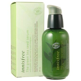 Harga Innisfree - The Green Tea Seed Serum 80ml [Green Tea Series]