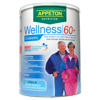Harga APPETON WELLNESS 60+ DIABETIC 900G