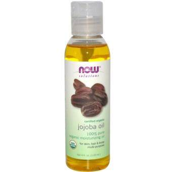 Harga Now, Solutions, Certified Organic Jojoba Oil 118ml