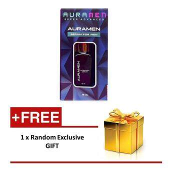 Harga Auramen Serum for Men with extra gift