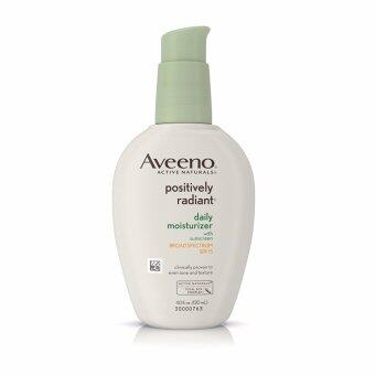 Harga Aveeno Positively Radiant Daily Moisturizer with Broad Spectrum SPF 15, 4 Oz