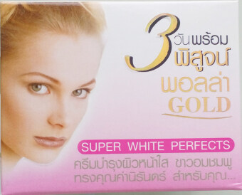 Harga Polla Gold Super White Perfects