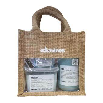 Harga Davines MINU Shampoo & Conditioner (For Colored Hair) 250ml