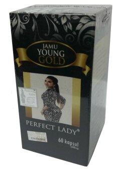 Harga JAMU YOUNG GOLD Perfect Lady