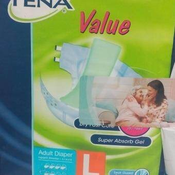 Harga Tena Value L (8x10s)