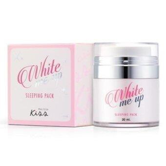 Harga Malissa Kiss White Me Up Sleeping Pack