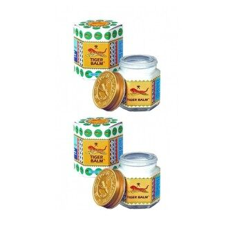 Harga Tiger Balm White Ointment 30g (Twin Pack)