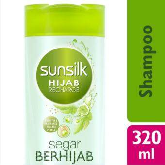 Harga Sunsilk Hijab Refresh Shampoo 320 ml