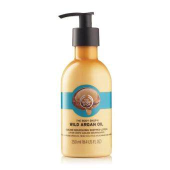 Harga The Body Shop Wild Argan Oil Body Lotion 250 ml