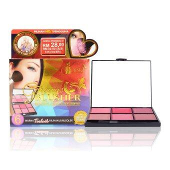 Harga Gorgeous Blusher (6 Color)