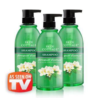 Harga Skin Cottage Bouquet Essence Perfumed Shampoo 750ml Triple Pack