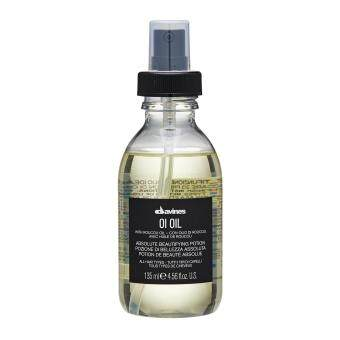 Harga Davines OI Oil Absolute Beautifying Potion All Hair 135ml Anti-Frizz Protective