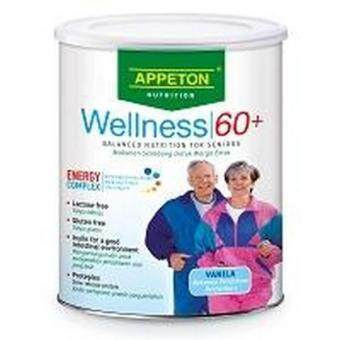 Harga Appeton Nutrition Wellness 60+ (900g)