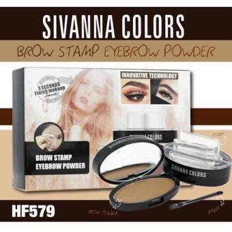 Harga Eyebrow Stamp by Sivanna No.2