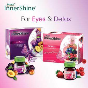 Harga 1xPrune Essence 12's + 1xBerry Essence 12's (24 bottle)