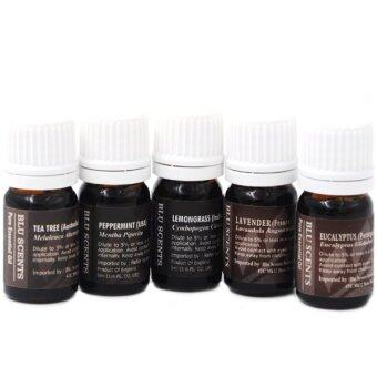 Harga Blu Scents Home Essential Kit Pure Essential Oil Remedy