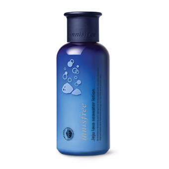 Harga Innisfree Jeju lava seawater Lotion 160ml