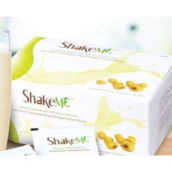 Harga Shake Me - Mixed Soybean with Bamboo Salt Drink