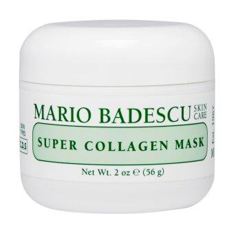 Harga Mario Badescu Super Collagen Mask Combination,Dry and Sensitive Skin Types 56g