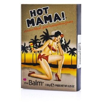 Harga TheBalm Hot Mama! Shadow/ Blush