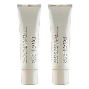 Harga 2 x Laura Mercier Foundation Primer - Oil Free 1.7oz, 50ml