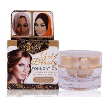 Harga V Asia Gold Beauty Foundation