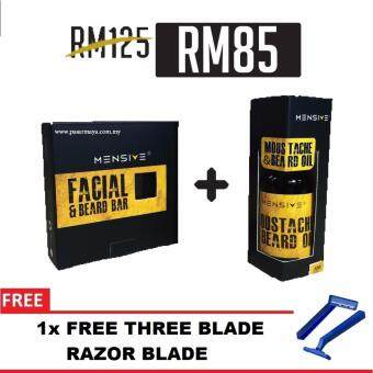 Harga [NEW] Mensive Beard Set