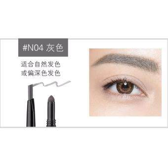 Harga MAXDONA 3 in 1 Eyebrow Pencil - Code 04 GREY