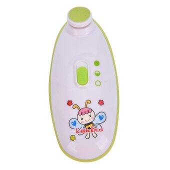 Harga Little Bees Baby Nail Clippers Electric Nail Trimmer Safe And Effective