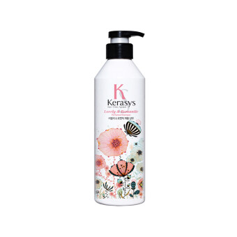 Harga KERASYS Lovely & Romantic Perfumed Shampoo 600ml