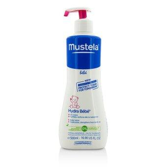 Harga Mustela Hydra Bebe Body Lotion 500ml/16.9oz