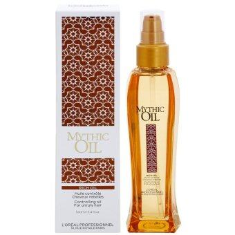 Harga Loreal Mythic Oil Rich Oil For Unruly Hair (100ml)