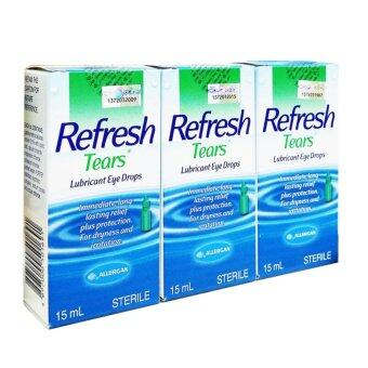Harga Refresh Tears 15ml (Triple pack)
