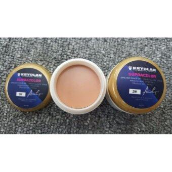 Harga Kryolan Supracolor Small Pack 17g (color code 2W)