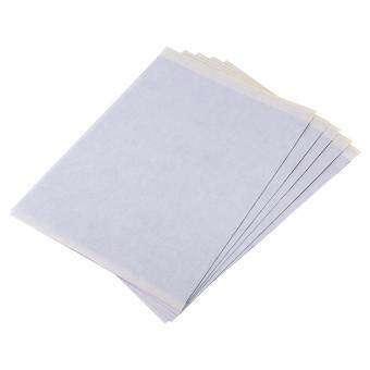 Harga 10Sheets A4 Size Spirit Thermal Stencil Transfer Copier Tattoo Paper