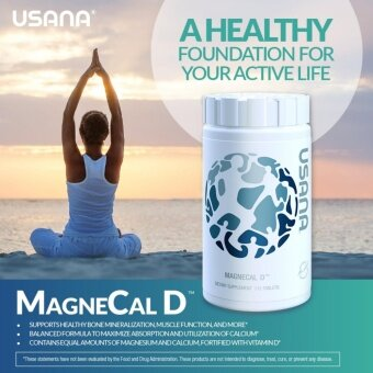 Harga USANA MagneCal D (112 tables/bottle)