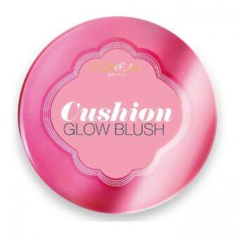 Harga L'Oreal Paris Lucent Magique Cushion Glow Blush [#P3 Rose Affair]