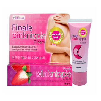 Harga NanoMed Finale Pink Nipple Cream 30g buy 1 free 1