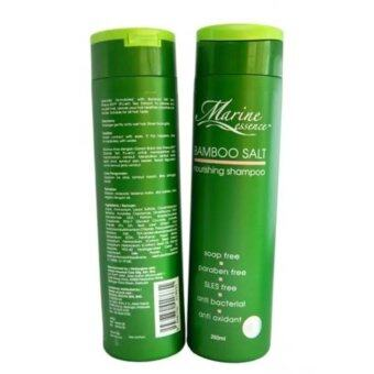 Harga Marine Essence Bamboo Salt Shampoo 250ml - Pack of 2
