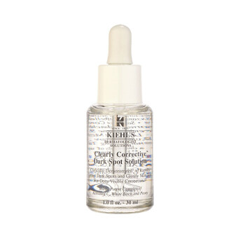Harga Kiehl's Dermatologist Solutions Clearly Corrective Dark Spot Solution 1oz/30ml