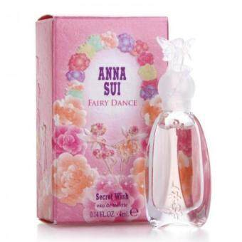 Harga ANNA SUI Secret Wish Fairy Dance EDT 5ml