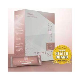 Harga FREE EYE MASK + 2 Boxes Upgraded Rose gold Tremella Dx + JAPAN EnzyMe Nite Drink ( 16 Sachets x 20g )