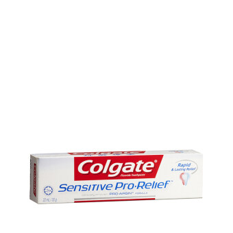 Harga COLGATE Sensitive Pro Relief 30G