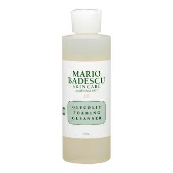 Harga Mario Badescu Glycolic Foaming Cleanser All Skin Types 177ml Skincare Cleanser