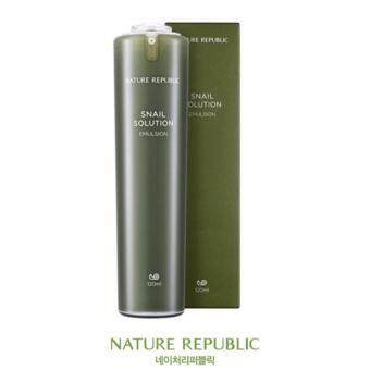 Harga NATURE REPUBILC SNAIL SOLUTION EMULSION