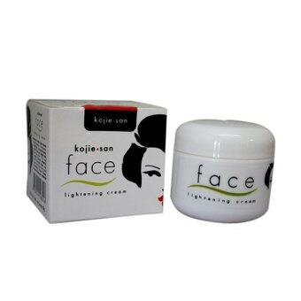 Harga Kojie San Face Lightening Cream 30g