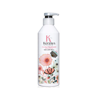 Harga KERASYS Lovely & Romantic Perfumed Conditioner 600ml