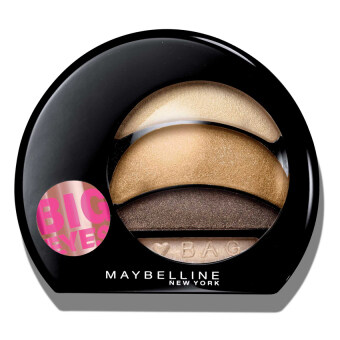 Harga Maybelline Big Eyes Shadow Round Copper Gold