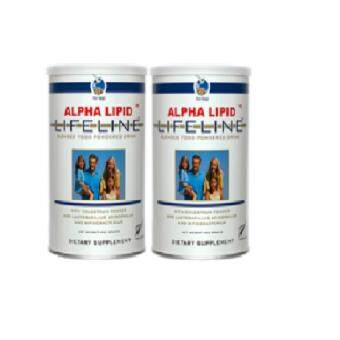 Harga ALPHA LIPID LIFELINE - 2 CANS